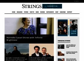 stringsmagazine.com