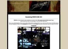 stringsrestaurant.com