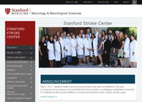 strokecenter.stanford.edu