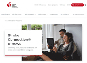 strokeconnection.strokeassociation.org