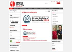 strokesociety.com.au