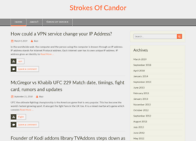 strokesofcandor.com