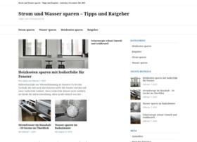 strom-und-wassersparer.de
