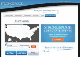 strongbrookcalendar.com