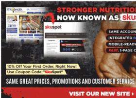 strongernutrition.com