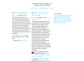 strongertechnology.com