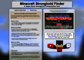 strongholdfinder.com