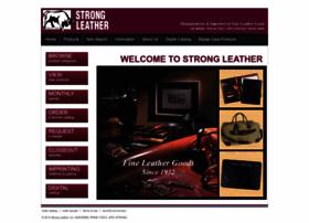 strongleather.com