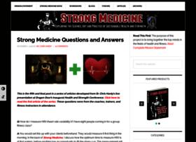 strongmedicine.dragondoor.com