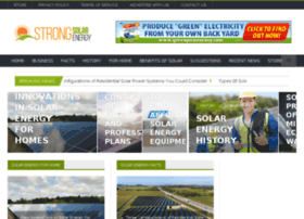strongsolarenergy.com