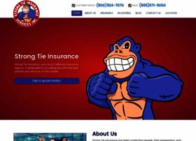 strongtieinsurance.com