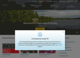 strongtownship.com