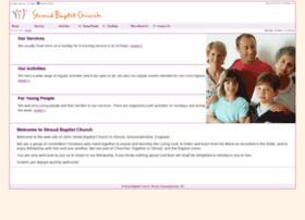 stroudbaptist.org