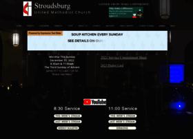 stroudsburgumc.com