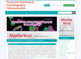 structural-crystallography.imedpub.com