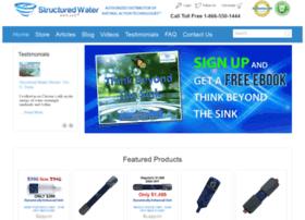 structuredwaterunit.com