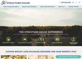structurehouse.crchealth.com