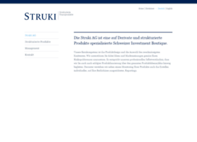 strukiag.ch