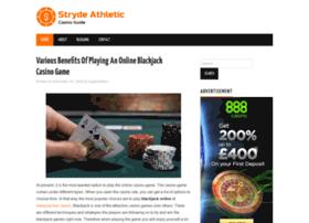 strydeathletic.com