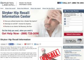 stryker-hip-recall-info.com