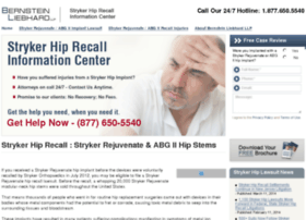 stryker-rejuvenate-hip-recall-lawsuit.com