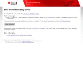 sts.rmit.edu.au