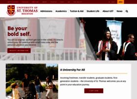 stthom.edu