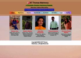 stthomasmatrimony.com