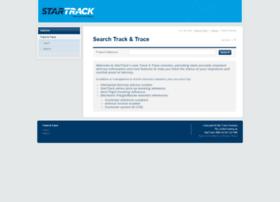 sttrackandtrace.startrack.com.au