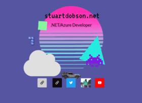 stuartdobson.net