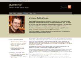 stuartherbert.com
