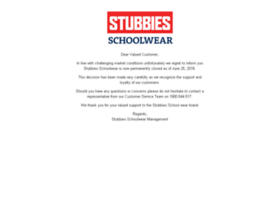 stubbiesschoolwear.com.au