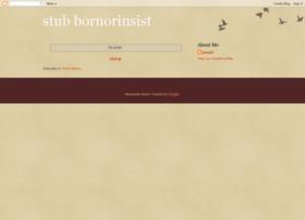 stubbornorinsist.blogspot.hk