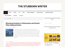 stubbornwriter.com