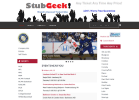stubgeek.com