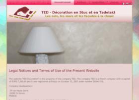 stucco-tadelakt-ted.com