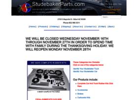 studebakerparts.com