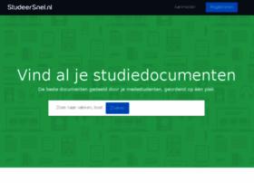 studeersnel.nl