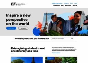 student-travel.eftours.com