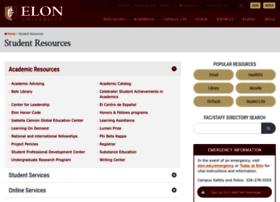 student.elon.edu