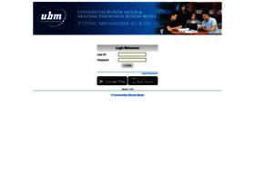 student.ubm.ac.id