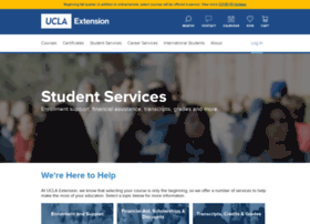 student.uclaextension.edu