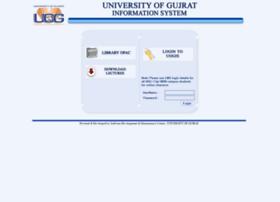 student.uog.edu.pk