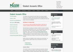 studentaccounts.gmu.edu