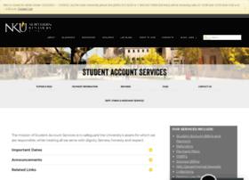 studentaccountservices.nku.edu