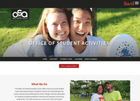 studentactivities.bard.edu