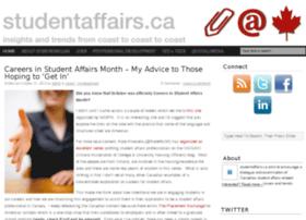 studentaffairs.ca