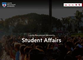 studentaffairs.lmu.edu