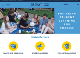 studentaffairs.unc.edu