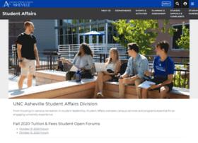 studentaffairs.unca.edu